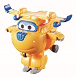 Super Wings - Mini Transform a Bots Donnie Transformer Flugzeuge Spielzeug