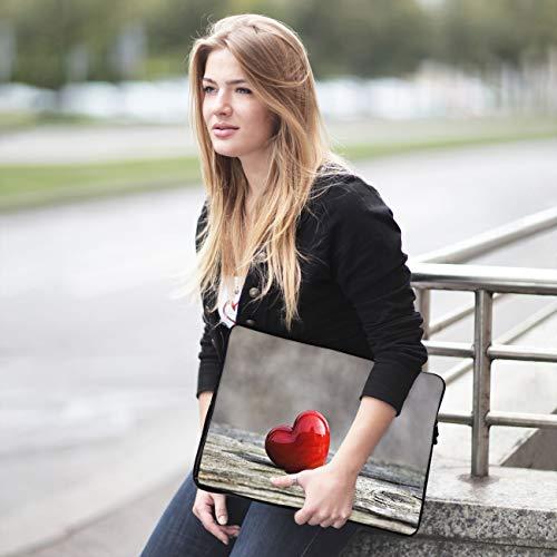 Pedea Design Tablet PC Tasche 10,1 Zoll (25,6 cm) neopren, love - 4