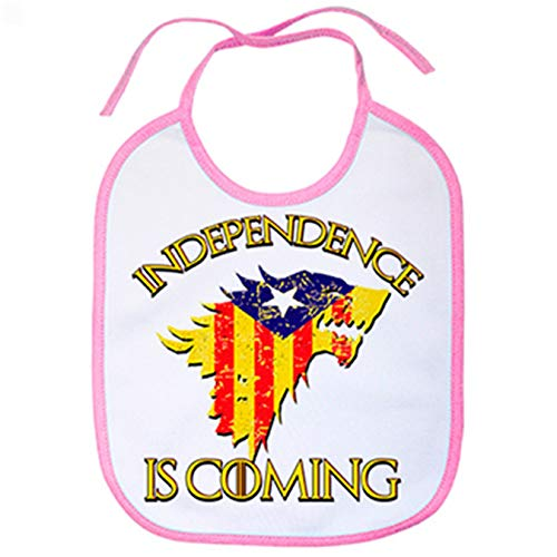 Babero Independence Is Coming Catalonia Game Of Thrones