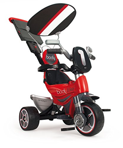 Injusa 325 - Triciclo Body Sport