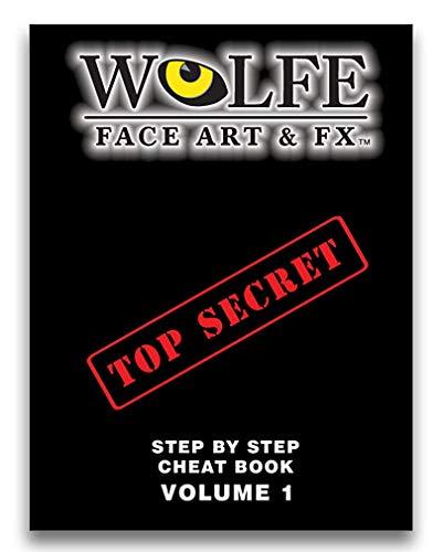 Horror-Shop Face Art - das Schminkbuch gebraucht kaufen  Wird an jeden Ort in Deutschland