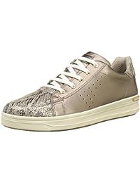 Geox Unisex-Erwachsene J Aveup Girl A Sneaker
