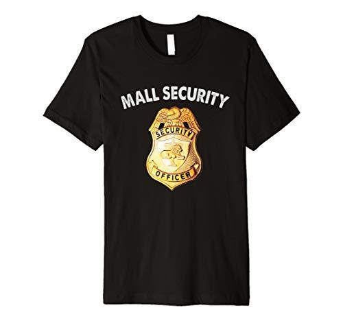 (Funny Mall Sicherheit Halloween-Kostüm Tshirt für Herren Kinder)