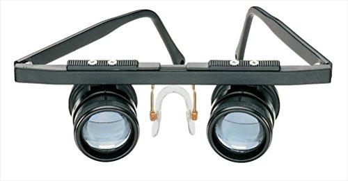eschenbach maxdetail Eschenbach Optik - ARt-Nr. 16364 - ridoMED - für kleinste und genaue Arbeiten im Medizinbereich - Vergrösserung: 4,0x fach / binokular - Arbeitsabstand ca. 250mm - Sehfeld: 35/250mm - sehr leicht und angenehm für langes tragen und arbeiten - + 1x Handlupe mit 2 LED Lichter ( 100x50mm Linse ) 1x 3-Funktione-Handlupe mit LED/UV Licht + 1x LED Taschenlampe + 1x Reinigunsset - GRATIS ZUBEHÖR im UVP-WERT von 35,00 Euro