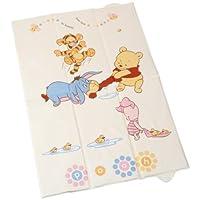 OKT Polska 90.8500/07 - Wickelauflage für unterwegs, Winnie the Pooh, gelb