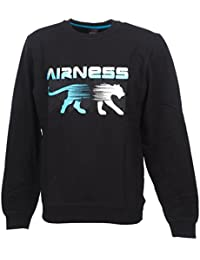 Airness - Helton noir/trq sw - Sweat