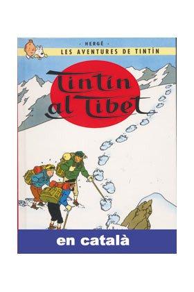 Tintin au Tibet (Catalan Panini)