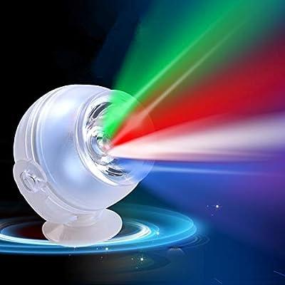 Lampe Sous-Marine Intérieure LED Étanche LED Lumière D'Aquarium Pour Récif De Corail Réservoir De Poissons Submersible Aquarium Light Spot Lamp 110V-240V