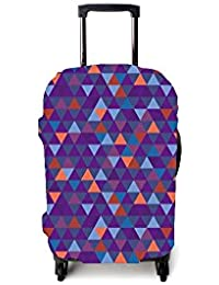 Funda de maleta Luggitas Geometric Fancy talla M