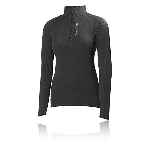 Helly Hansen Pace 1 W/2 Zip LIFA Flow LS T-Shirt Femme