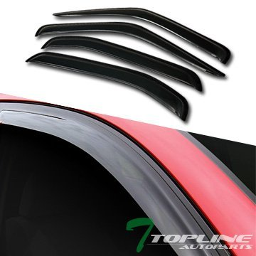topline-autopart-sun-rain-guard-smoke-vent-shade-deflector-window-visors-for-00-04-nissan-xterra-by-