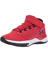 Under Armour Ua Bgs Get B Zee, Zapatos de Baloncesto Niños