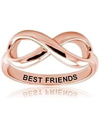 Freundschaftsringe best friends  Suchergebnis auf Amazon.de für: Best - Tioneer: Schmuck