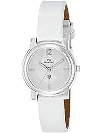 Maxima Analog Silver Dial Women's Watch - O-45022LMLI
