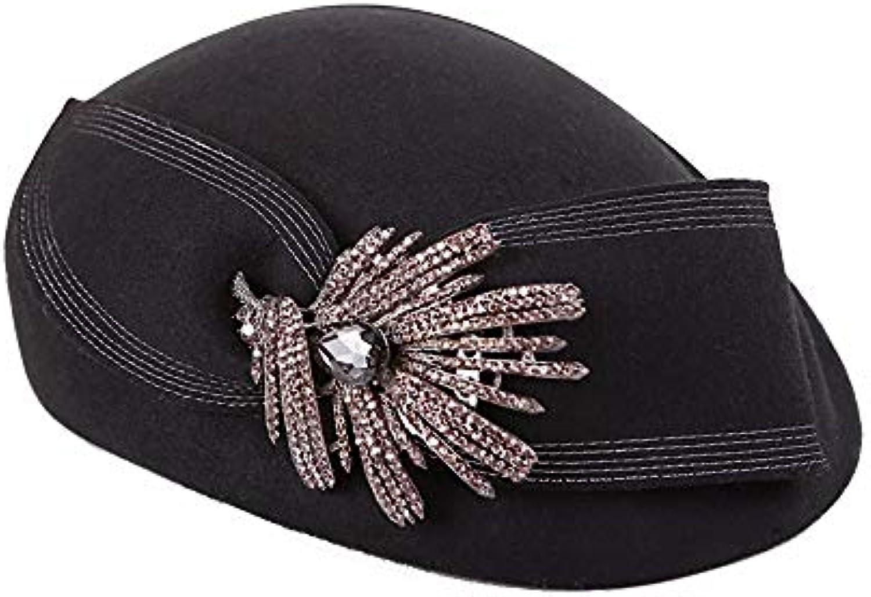 Hat Cappello ZX-Adatto Berretti per Berretti ZX-Adatto da Donna ... bdc1fb0ed664