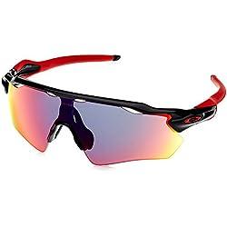 Oakley 920821, Gafas de Sol para Hombre, Polished Black, 1