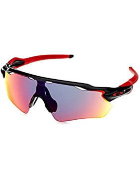 Oakley Radar Ev Path 920821, Gafas de Sol para Hombre, Polished Black, 1