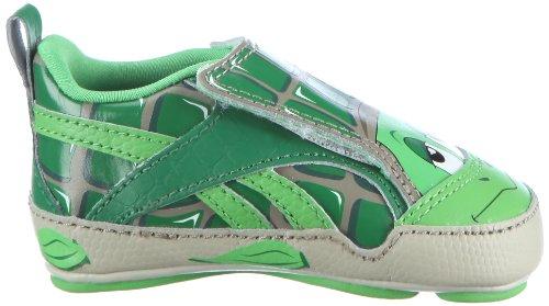 Reebok ULTRA VERSAFLEX CRIB II J85940 Jungen Sneaker Grün (GREEN/CEMENT/NUTMEG/)