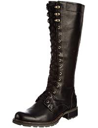 Sebago  Saranac tall lace, bottes femme