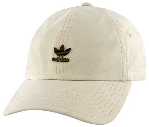 adidas Herren Originals entspanntes Metall Strapback Cap Hat, Herren, CK2397, Trace Khaki/Distressed Gold, Einheitsgröße -