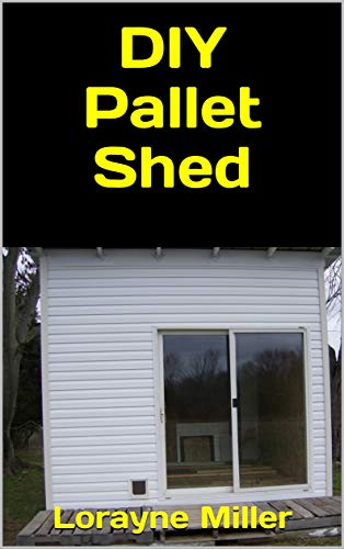 DIY Pallet Shed book cover