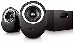 Philips SPA4350 Enceintes PC / Stations MP3 RMS 8 W