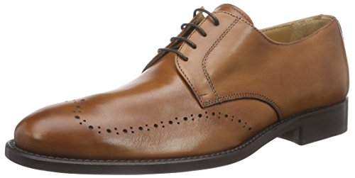 Florsheim Russell Men Derby Brown (tan Vitello)