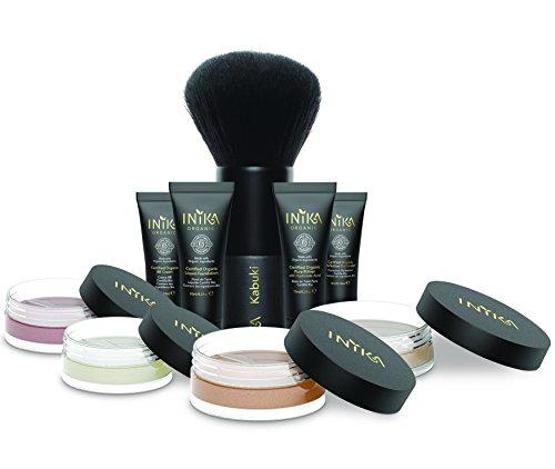 Mineral Make-up Starter Kit (INIKA Face in a Box Starter Kit - Unity)