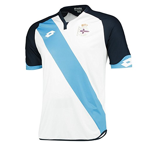 Lotto RC la Coruña Official Camiseta Deportiva 0266b9eb0f3d9