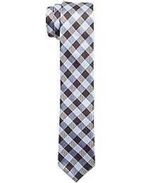 Venti Herren Krawatte 152224400, Kariert