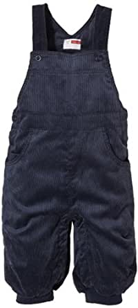 NAME IT Baby - Jungen Latzhose 13092389 PERU SO NB CORD OVERALL, Gr. 68, Blau (Dress Blues)