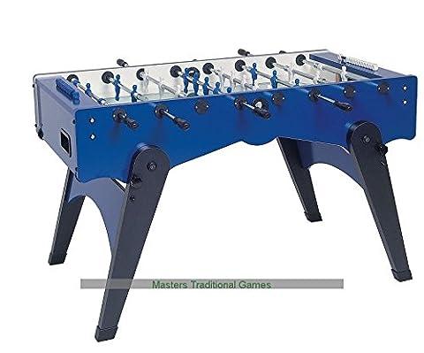 Garlando Foldy (collapsible) Football Table - Blue