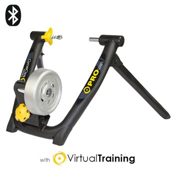 CycleOps Trainer Cycle Heimtrainer Power Beam Pro BLE - Rodillo para bicicletas, color multicolor, talla standard