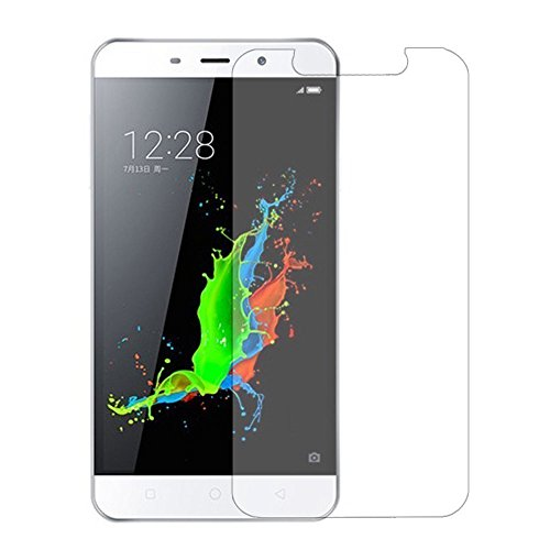 CVANU® Tempered Glass Screen Protector For cool pad note 3 (Pack Of 2 )