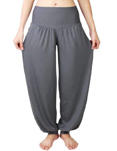 MLAN -  Pantaloni sportivi  - Donna Dark Grey