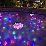 brelong führte Badewanne Licht Baby baden Badewanne bunt fluoreszierende Unterwasserbeleuchtung Pool-Licht (DC4.5)