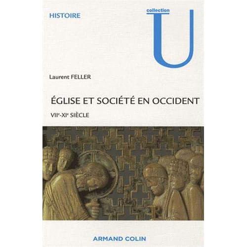 Église et société en Occident - VIIe-XIe siècle