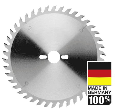 Preisvergleich Produktbild Amboss - HM Tischkreissägeblatt für Holz - Ø 254 mm x 2,8 mm x 30 mm   Geeignet für Bosch GTS 10 oder Metabo TS254   Wechselzahn (40 Zähne)