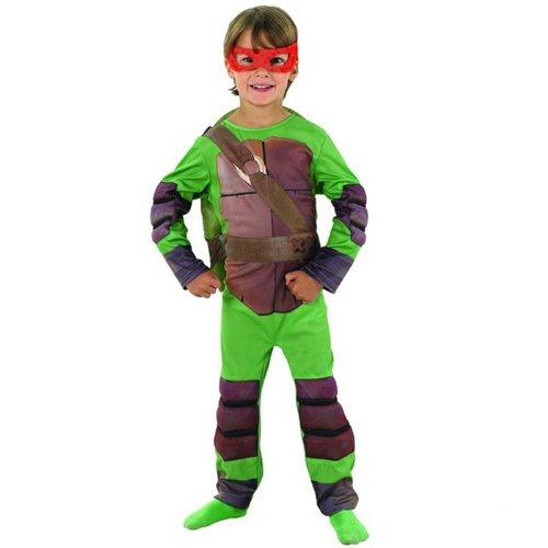 NEU Kinder-Kostüm Ninja Turtles Gr. S