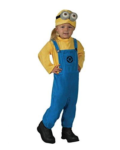 leinkinderkostüm Jerry für Karneval, Kinderfasching und Kostümparty Toddler (Minions Kostüm Für Kleinkind)