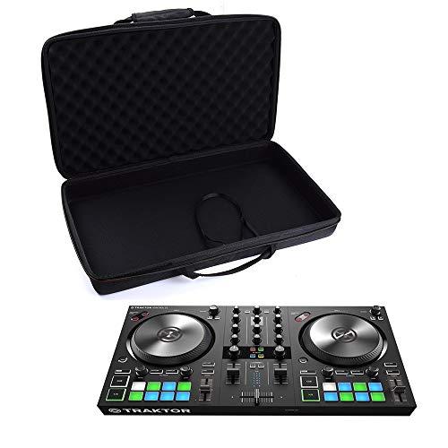 Carplink DJ-Controller Tasche für Native Instruments Traktor Kontrol S2 MK2 Reisetasche schwarz