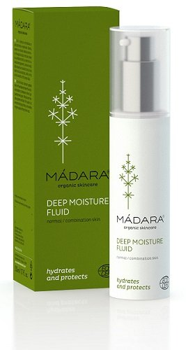 Madara Deep Moisture Fluid 1.7oz, 50ml by MADARA