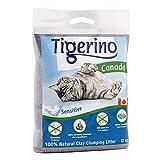 Doppelpack Tigerino Canada Katzenstreu-Sensitive (Parfümfrei) 2 x 12kg