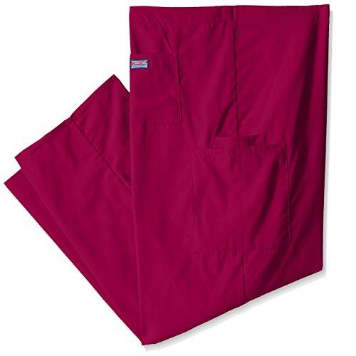 Cherokee Unisex - Erwachsene Herren 4100BT Medizinische Scrubs Hosen - violett - XXX-Large/Kurze Schlauch - Hose Cherokee