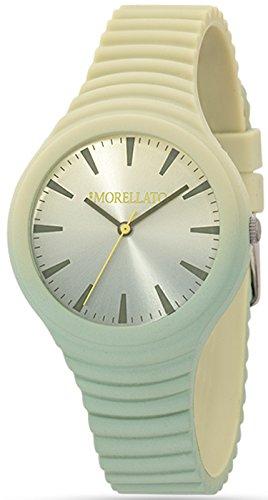 Morellato–bracciale unisex orologio colours analogico al quarzo silicone r0151114592