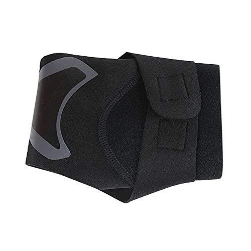 Bigherdez Silikon Knöchelbandage Basketball Fußball Professionelle Einstellbare Knöchelbandage Knöchelbandage - S -