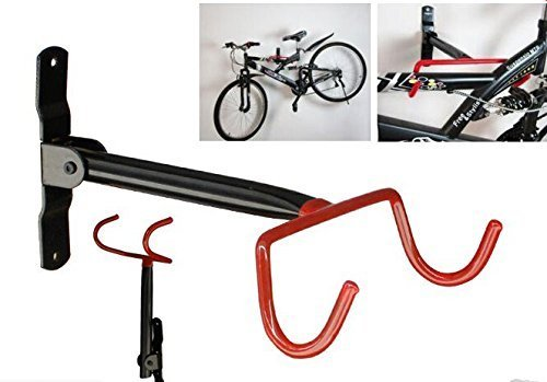 Garage Wall Bicycle Bike Storage Rack Mount Hanger...