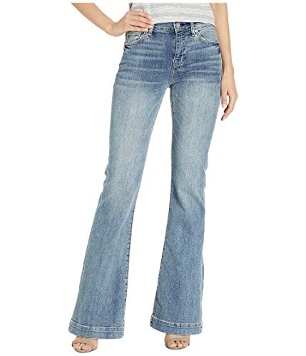 7 For All Mankind Dojo (7 For All Mankind Women's B(Air) Dojo Jeans in Fortune)