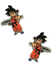 MasGemelos - Gemelos Goku Dragon Ball Cufflinks