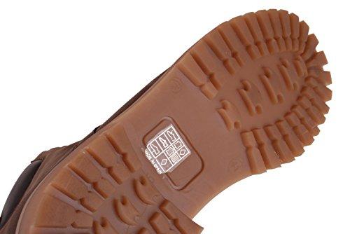 Diesel Chaussures homme Bottes Marron